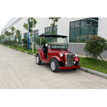 New design 4 Searter Luxury Electric Golf Cart with Ce