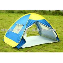 Pop up beach tent