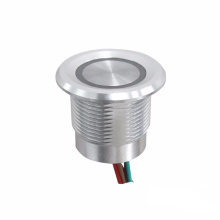IK10 Anti-letupan IP67 Waterproof Piezo Switch