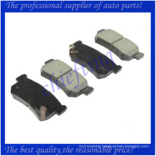 GDB3366 48413-05100 23674 high quality brake pad for daewoo musso