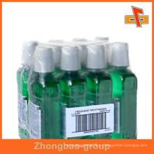 Пластиковая защитная полиэтиленовая пленка для упаковки полосками для полоскания рта