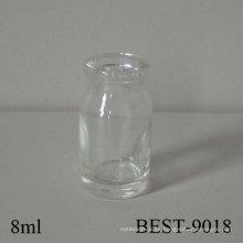botella de vidrio de inyección