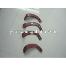 Hot sale Reclamation and stubble cutter, rotary tiller blade, rotary tillage blade,