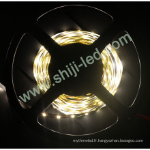 60leds haute luminosité 12 volts dimmable smd 5630 flexible bande led
