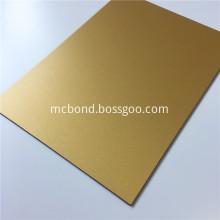 MC Bond ACM Decorative Wall Sheet AcP