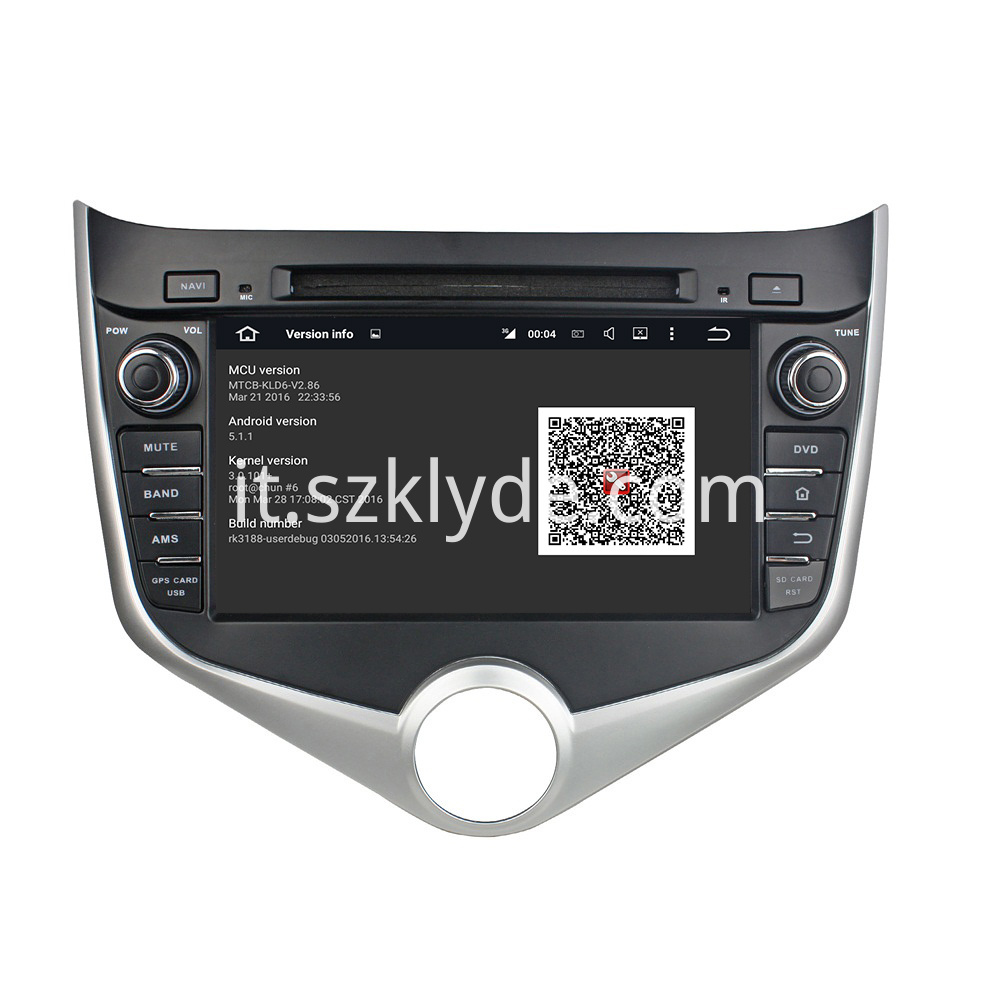 car DVD for MVM 315 Chery Fulwin2