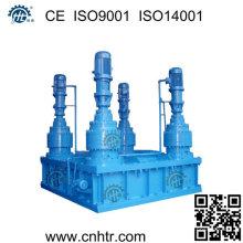 Espesor del tanque de sedimentación de alta eficiencia de la serie Chx