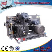 220 / 380V 7.5-30KW Luftkompressor für den Bergbau