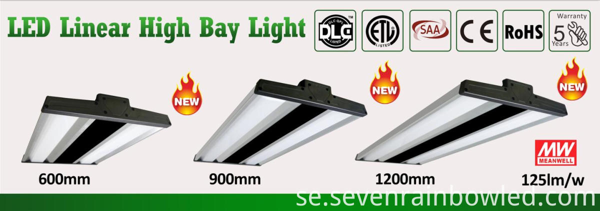 led linear highbay light