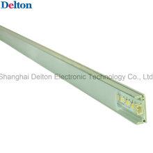 DC24V 5.7W 1m barra larga de la luz del gabinete del LED con el certificado de CE