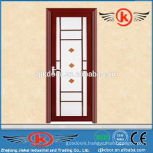 JK-AW9002 interior frosted aluminum frame glass door