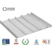 Aluminium / Aluminium Extrusion Profil des Gebäudes