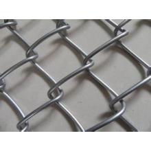 Clôture de maille métallique (maillon de chaîne) Galvanisé à l'électricité
