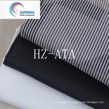 Tissu en tafet imprimé en polyester 170t pour doublure