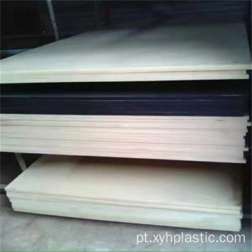 Bege Natural PA6 66 NYLON Sheets