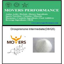 Intermédiaire Drospirénone D8 / Q5 de haute qualité avec numéro CAS: 82543-16-6