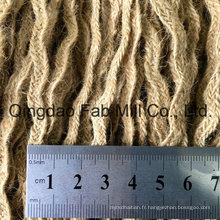 0.5mm Wide Jute Wave Webbing / Ruban