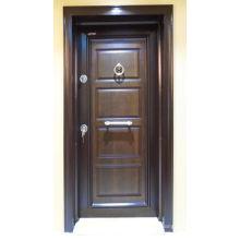 Simple Dseign Steel Security Armored Door