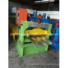 Decking Bodenformmaschine