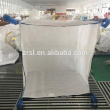 2017 vente chaude de haute qualité BAS DE PRIX TON BAGS en plastique SUPER SACS tissé sacs en polypropylène pour charbon de bois souple