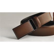 Echtes Leder billige Ledergürtel in koreanischer Mode
