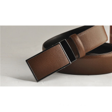 Genuine leather cheap leather belts in korean fashion