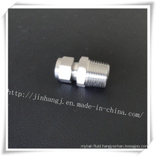Stainless Steel Straight Fittings with on The Thread (304/316)