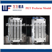 Chine huangyan fournisseur de moule de préforme de bouteille d'animal familier de la cavité 48