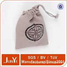 New design velvet pouch bag for jewelry