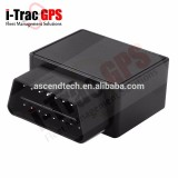 obd ii gprs gsm car gps tracker with free web android ios mobile application platform