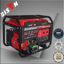 BISON CHINA Лучший Продажа 8500W 4-х тактный 16HP 190F Бензиновый Генератор