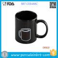 Water Vapor Heat Sensitive Tea Ceramic Cup