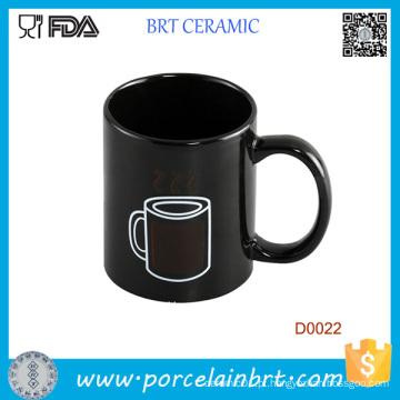 Copo cerâmico do chá sensível ao calor do vapor de água