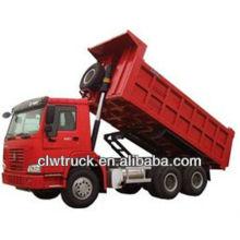 SINOTRUCK HOWO 6x4 tipper,371hp dump truck