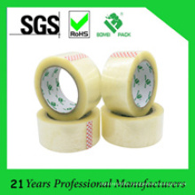 Transparent OPP Adhesive Tape Used for Packaging/Binding