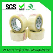 Прозрачная клейкая полипропиленовая лента используется для упаковки/вязка