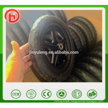 high quality 12'' EAV solid foam wheel , plastic rim .Children's balanced bike wheel ,child wheel