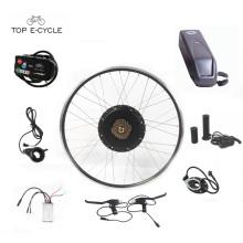 China Großhandel 28Zoll Panasonic Batteriezelle elektrische Fahrrad Convenience Kit