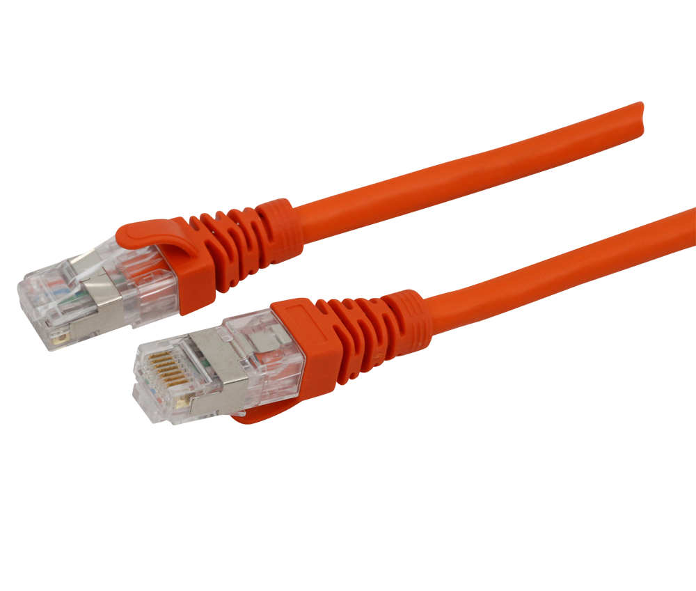 10G Solution Cat.6A S/FTP Patch Cord