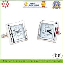 Großhandel Uhr Manschettenknöpfe für Geschenke