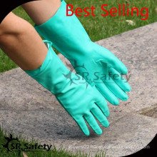 SRSAFETY good quality gloves for oil resistance and house work