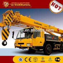 Coreia do guindaste e caminhão guindaste da coreia Venda quente Liugong guindaste do caminhão mini da China