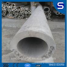 Wenzhou Edelstahl geschweißtes Rohr / Gewicht / Größen