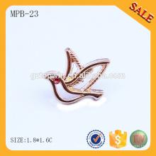 MPB23 proveedor de la fábrica de China regalo de promoción personalizada decoración regalo insignia de pines