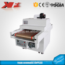 uv dryer for screen printing material