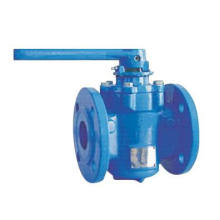ANSI Double Eccentric Plug Valve with Flanged Ends (GX343X)