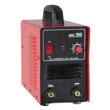 Portable ARC MMA Inverter Máquina de soldadura ARC 100