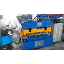 yx35-125-750 panel de chapa trapezoidal que forma la máquina