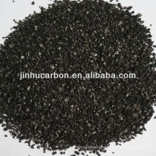 Natural size coconut shell charcoal