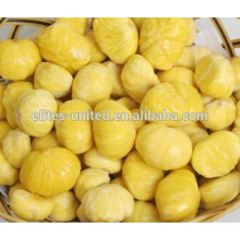 China frozen peeled chestnut sale